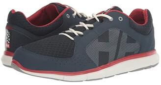 Helly Hansen Ahiga V4 Hydropower (Charcoal/Ebony/Light Grey/Azid Lime) Men's Shoes