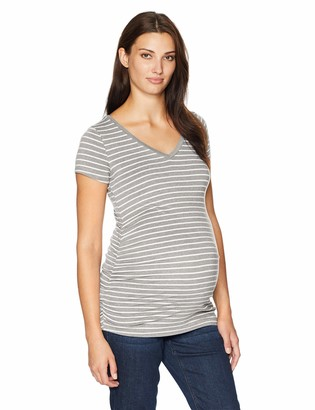 Motherhood Maternity Women's Maternity Stripe