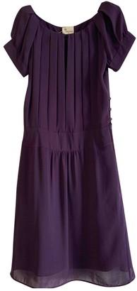 Stella Forest Purple Dress for Women