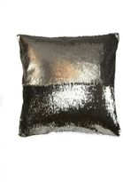 Aviva Stanoff Sequined Mermaid Silk Dupioni Pillow