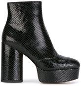 Marc Jacobs 'Amber' platform boots