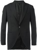Tonello classic blazer - men - Cupro/Mohair/Wool - 48