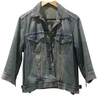 Sacai Navy Denim - Jeans Jackets