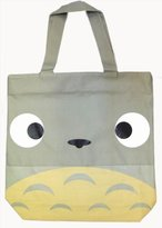 "My Neighbor Totoro Tote / Gym/ Diaper/ Travel Bag Approx 17.2"" x 17"" by N/A"