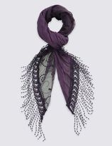 Marks and Spencer Butterfly Scarf
