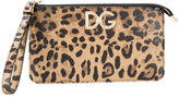 Dolce & Gabbana clutch bag - women - Calf Leather/Leather - One Size