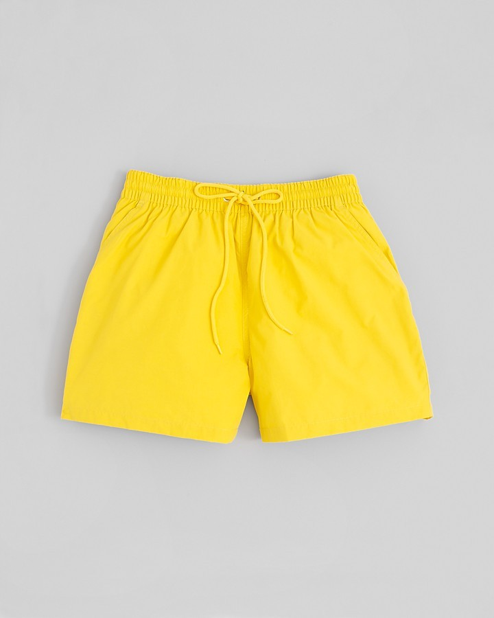 Paul Smith Collection Solid Swim Shorts
