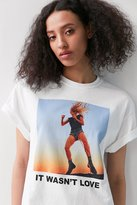 Urban Outfitters Lady Gaga Perfect Illusion Tee