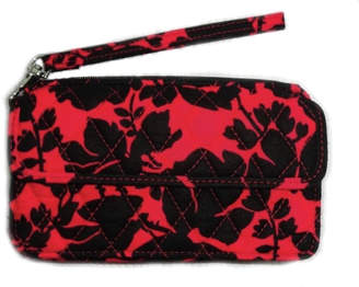 Vera Bradley Silhouette Floral All-In-One