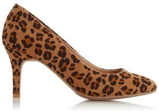 Roberto Vianni Abree Mid Heel Court Shoes