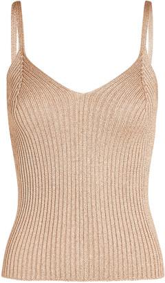 Intermix Vaughn Sleeveless Knit Top
