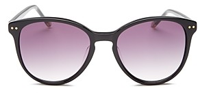 Le Specs Luxe Women's Lqqks Round Sunglasses, 54mm