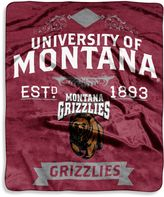 Bed Bath & Beyond University of Montana Raschel Throw Blanket