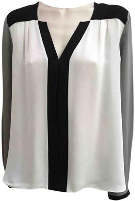 Elie Tahari White Silk Top for Women