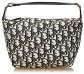 Christian Dior Pre-owned: Diorissimo Jacquard Handbag.