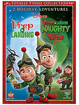 Disney Prep & Landing: Naughty vs. Nice DVD