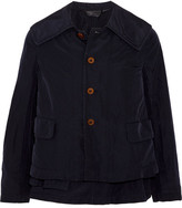 Comme des Garcons Convertible Shell Jacket - Navy
