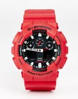 G-Shock G Shock Analogue Watch GA-100B-4AER
