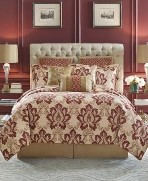 Croscill Esmeralda Queen Comforter Bedding
