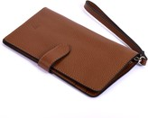 Ita Leather Wallet Brown