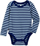 Tea Collection Paolo Striped Bodysuit (Baby Boys)