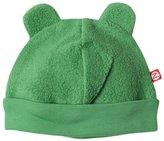 Zutano Cozie Fleece Hat - Apple- 24 Months
