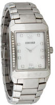 Concord Carlton Diamond Watch