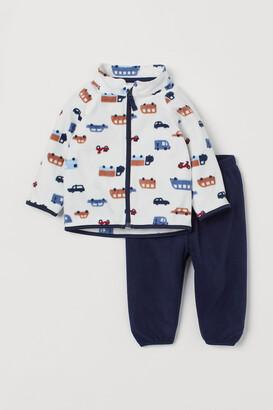H&M Fleece Jacket and Pants