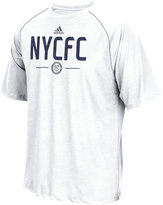 adidas Men's New York City FC ClimaLITE T-Shirt