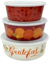 Harvest Melamine Stacking Containers