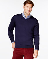 Cutter & Buck Men's Big and Tall Douglas V-Neck Sweater