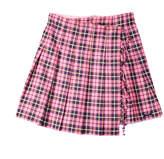 Burberry Tartan Wool Skirt