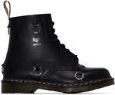 Raf Simons x Dr. Martens ring-embellished boots