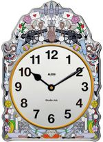 Alessi Comtoise Wall Clock