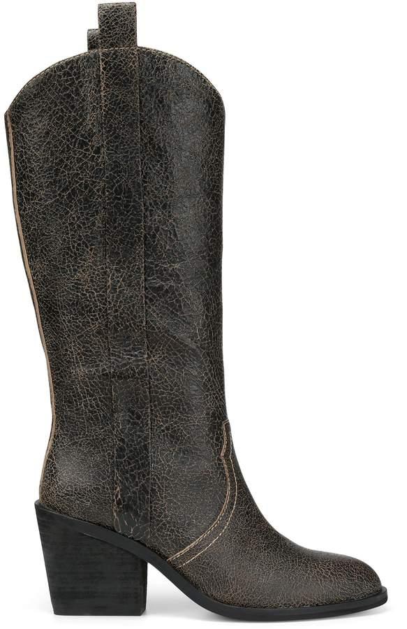 Donald J Pliner RIOT, Vintage Leather Boot
