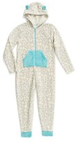 Tucker + Tate One-Piece Pajamas (Little Girls & Big Girls)