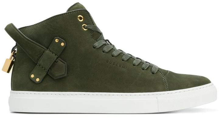 Buscemi mid-top sneakers