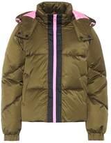 Ganni Vandalia quilted jacket