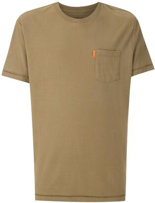 OSKLEN chest pocket T-shirt