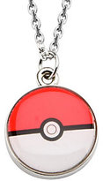 Pokemon Enamel Pokeball Stainless Necklace