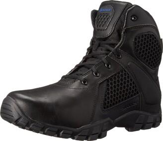 "Bates Footwear Men's Shock 6"" Side Zip"