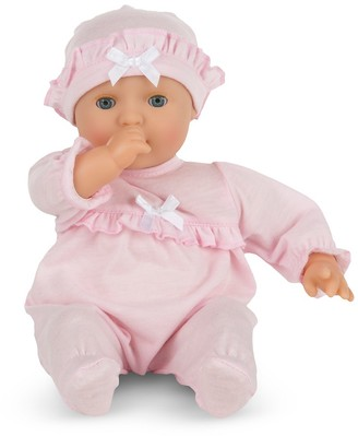 Melissa & Doug Jenna Baby Doll with Pacifier
