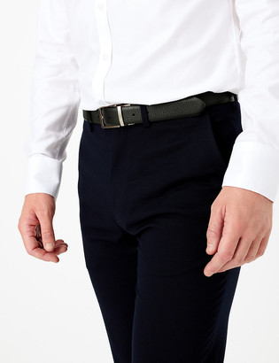 Marks and Spencer Leather Textured Reversible Belt