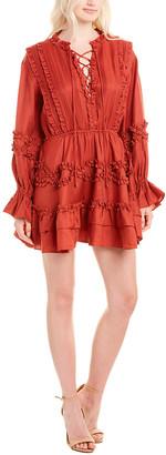 C/Meo Slow Down A-Line Dress