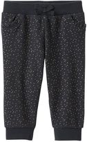 Baby Girl Jumping Beans® Glitter Pattern Jogger Pants