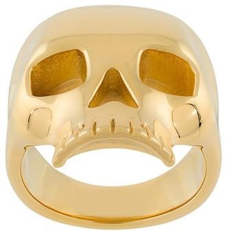 Northskull Skull-Shaped Ring
