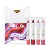 LAQA & Co. Fat Lip Pencil Four-Up