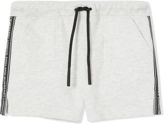 Burberry logo tape shorts