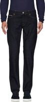 Care Label Denim pants - Item 42581567