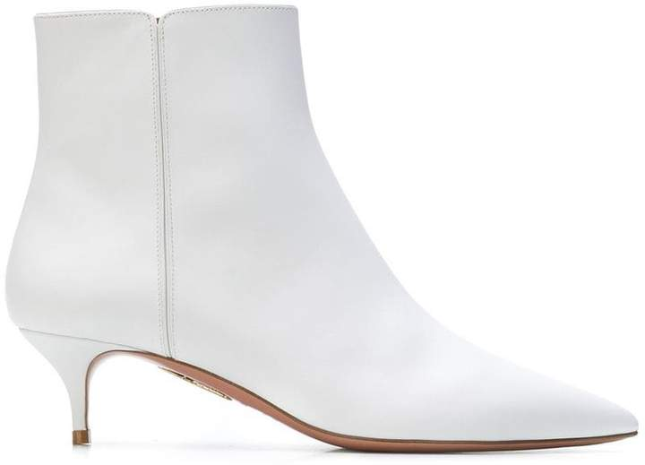 Aquazzura Quant 45 booties